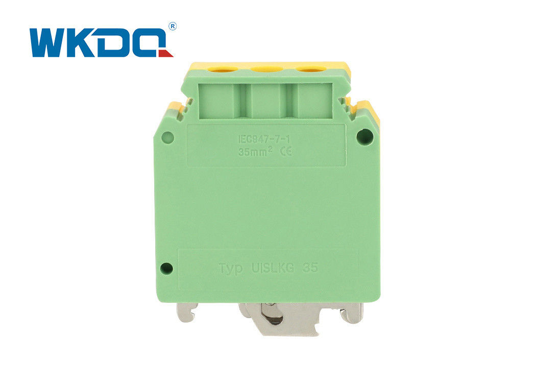 JUSLKG 35 Installation Electrical Terminal Block CE Certification 6mm Cable Cross Section